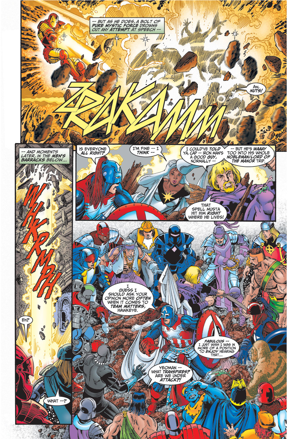 Read online Avengers (1998) comic -  Issue #2 - 12