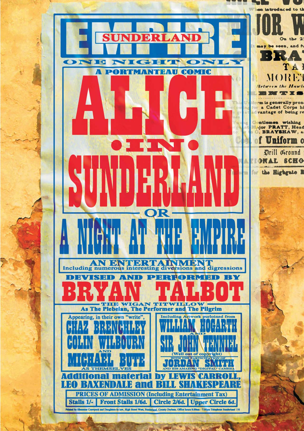 Read online Alice in Sunderland comic -  Issue # Full - 4