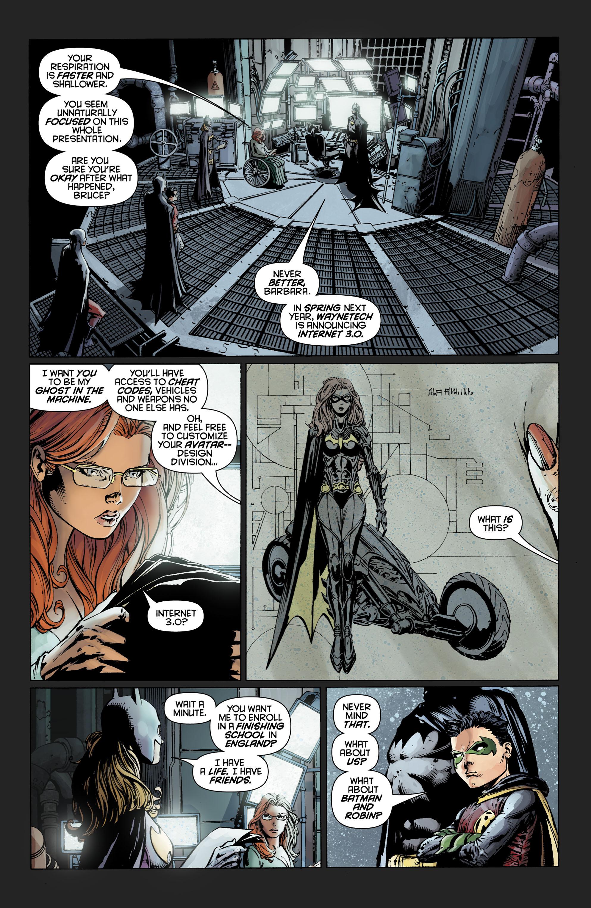 Read online Batman: The Return comic -  Issue # Full - 14