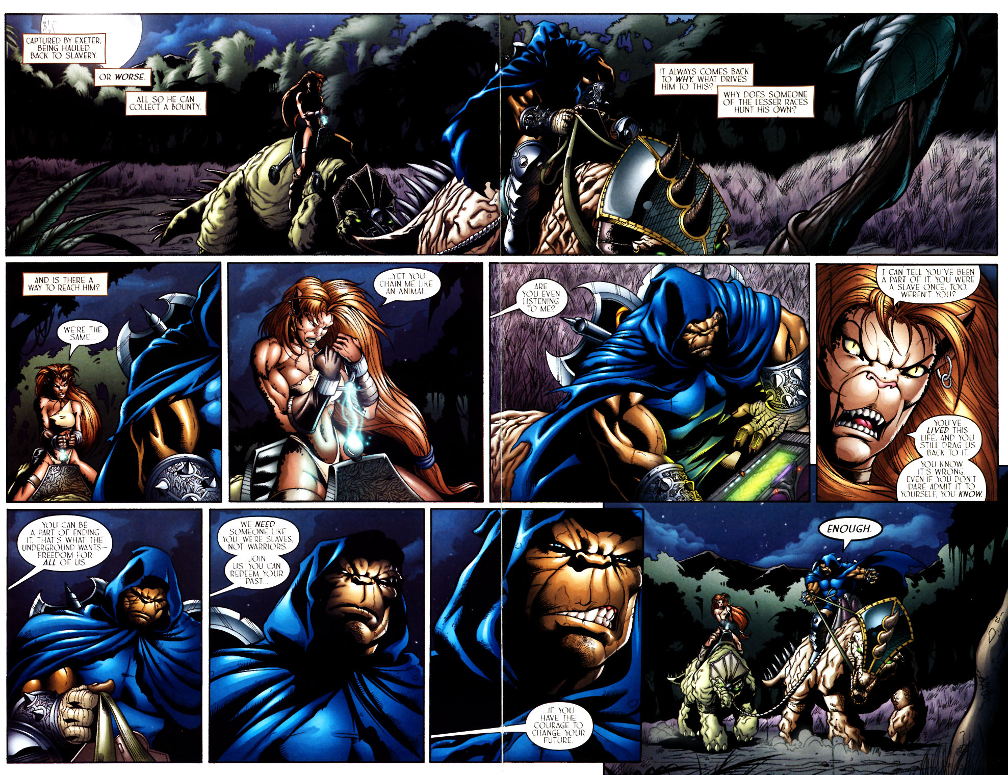 Read online Scion comic -  Issue #11 - 28
