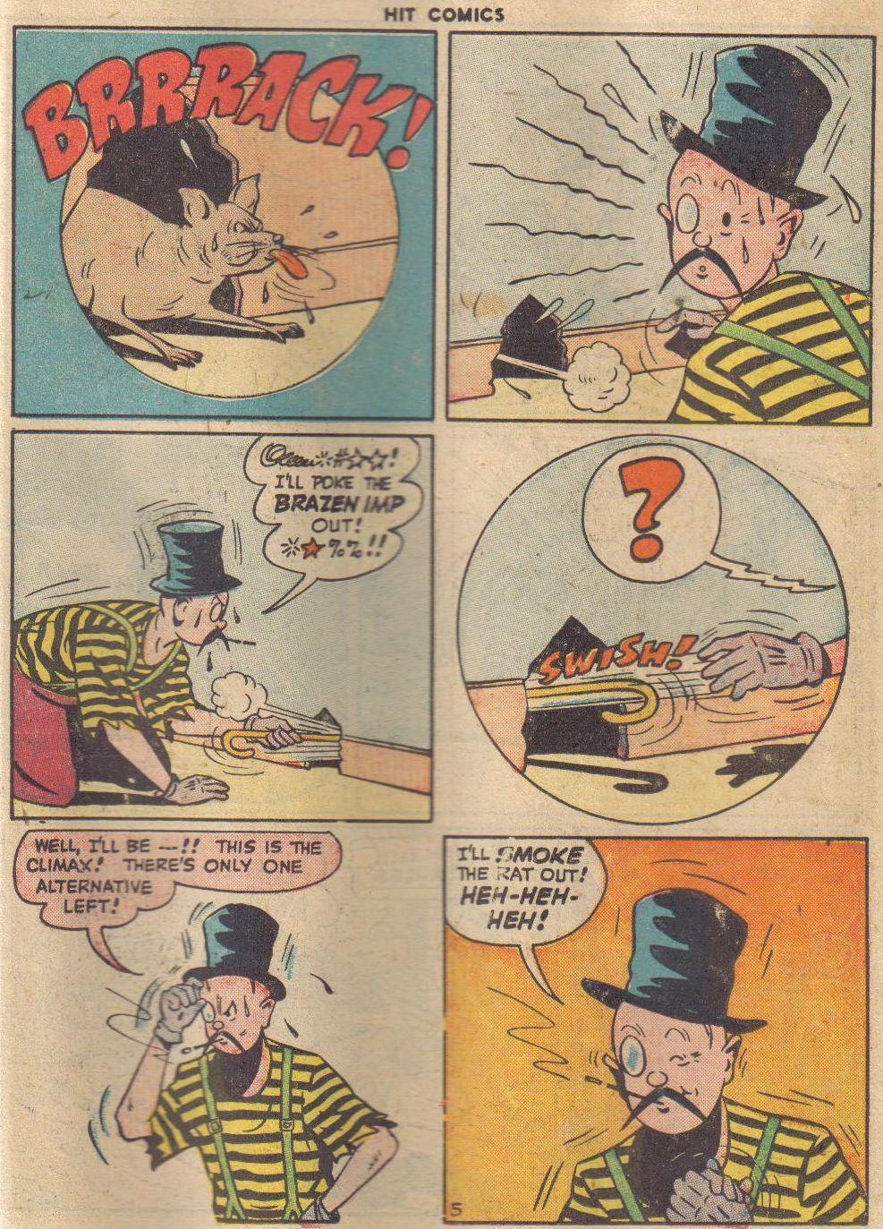 Read online Hit Comics comic -  Issue #45 - 56