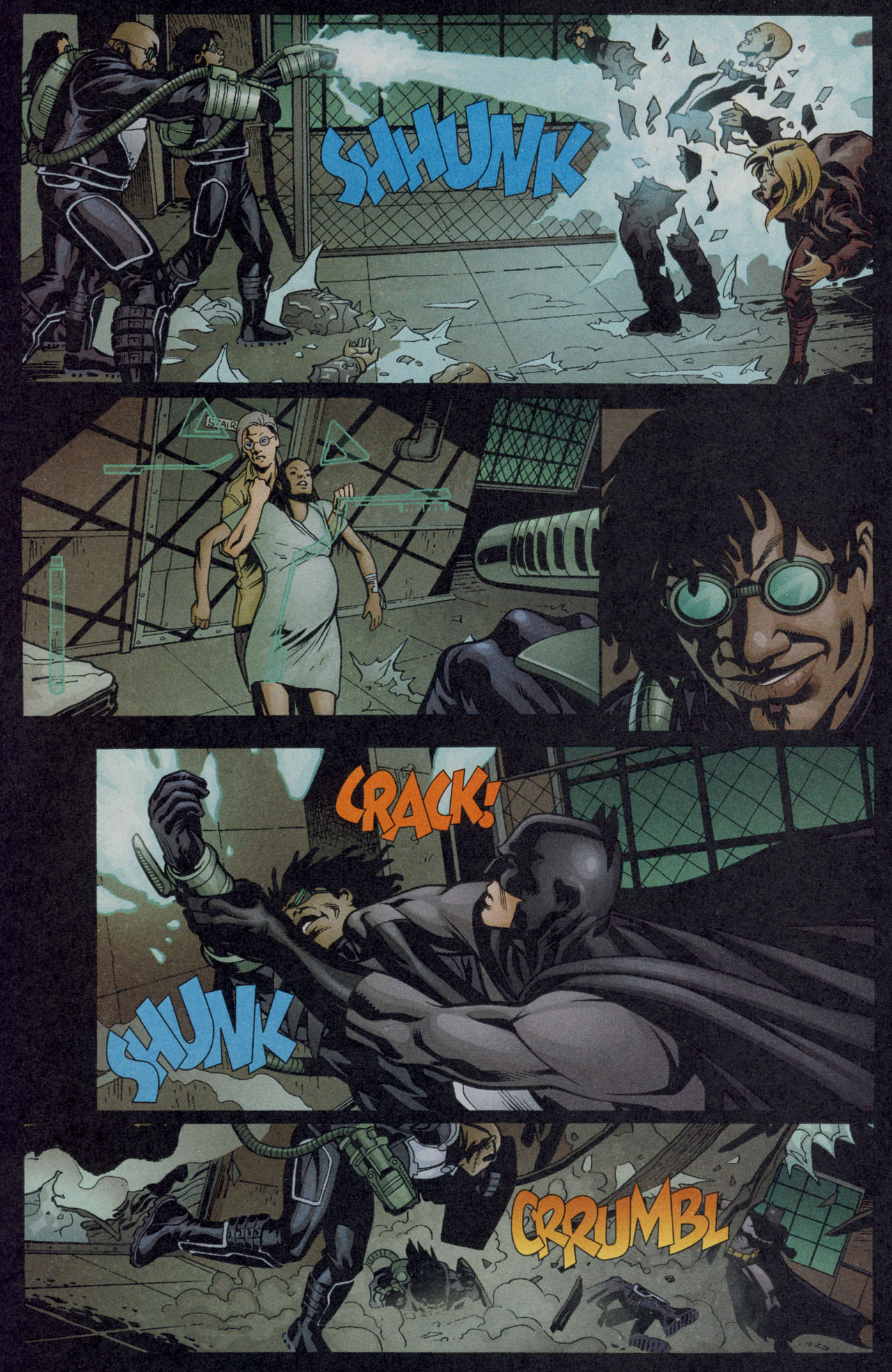 Read online Batman War Drums comic -  Issue # TPB - 71