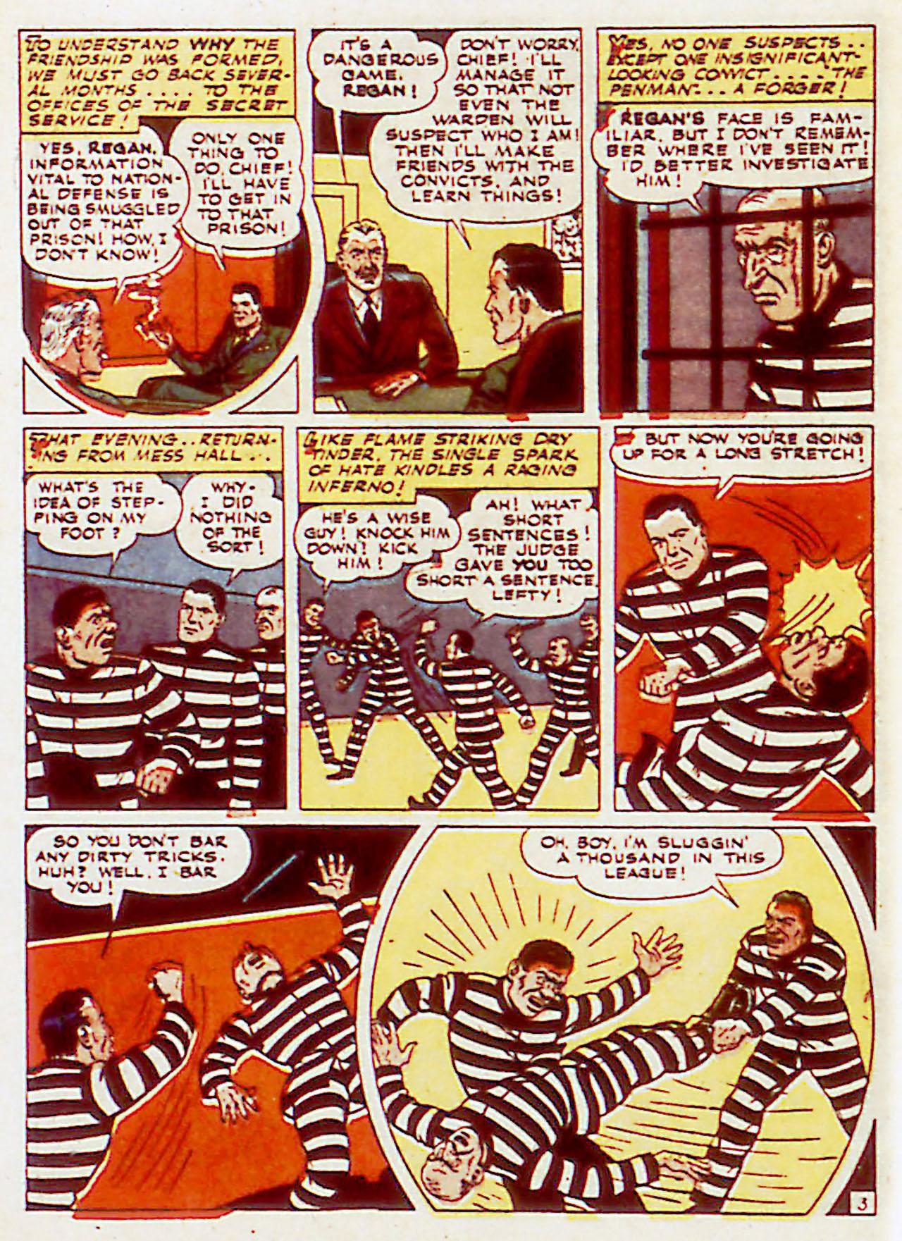 Read online Detective Comics (1937) comic -  Issue #71 - 44
