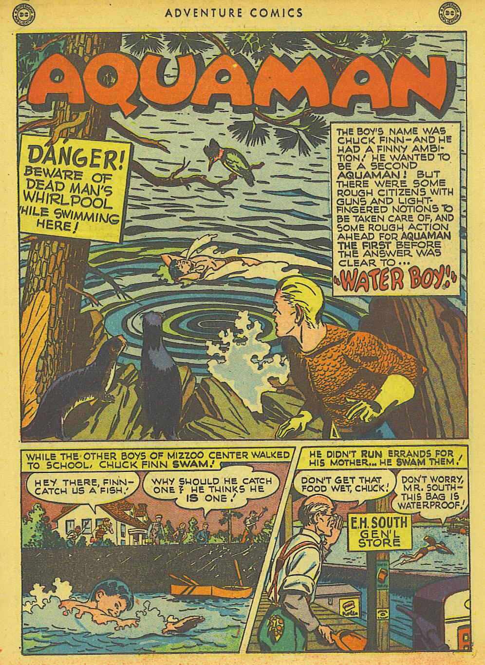 Read online Adventure Comics (1938) comic -  Issue #136 - 27