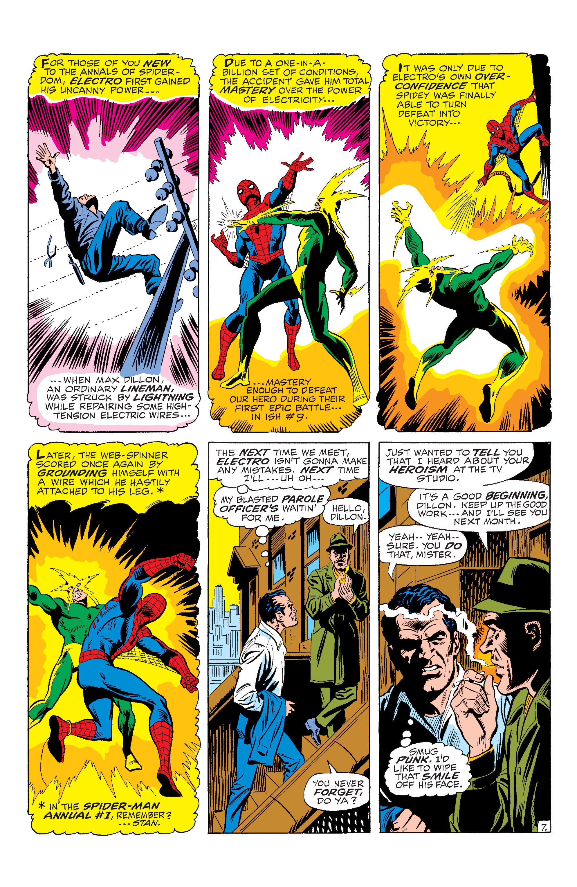 The Amazing Spider-Man (1963) 82 Page 7