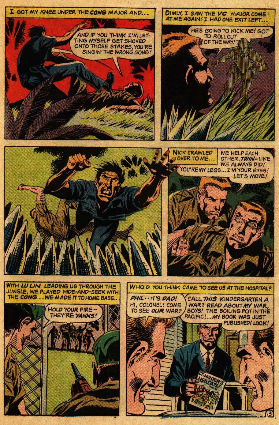 Our Fighting Forces (1954) issue 106 - Page 17