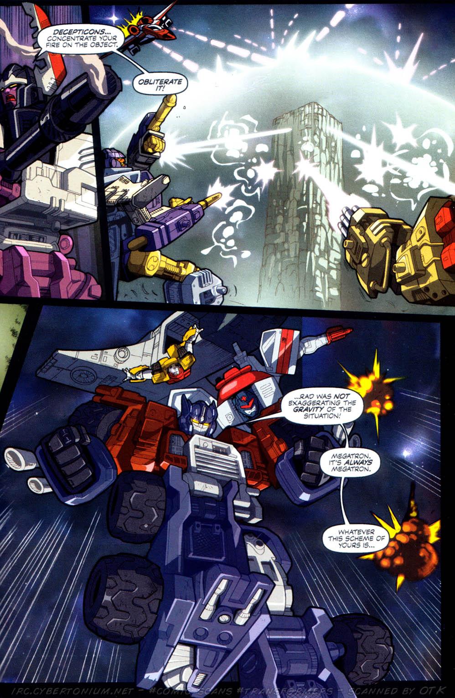 Read online Transformers Armada comic -  Issue #8 - 20
