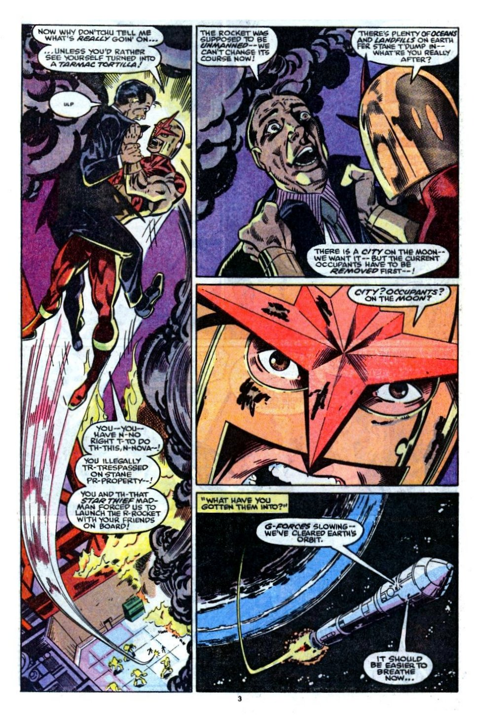 The New Warriors Issue #6 #10 - English 4