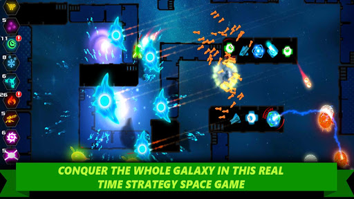 Game Galaxy Glow Defense Hack
