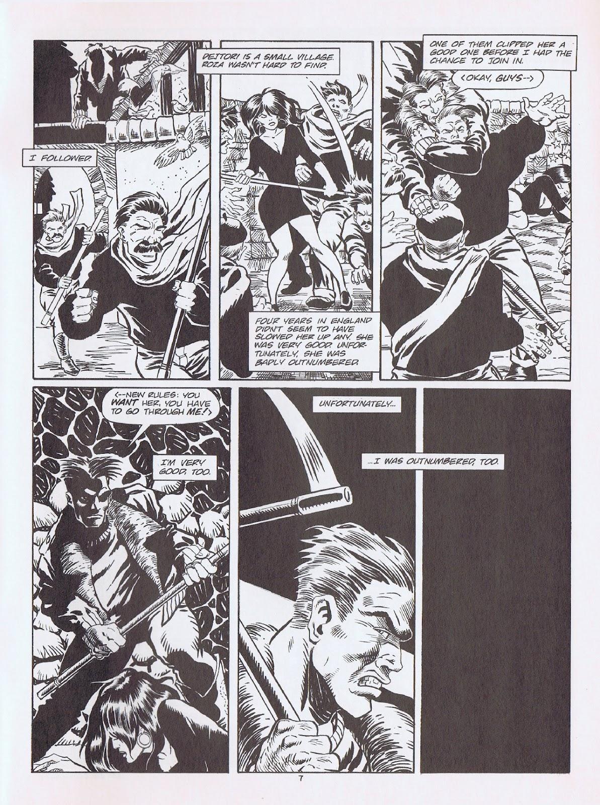 Read online Merchants of Death comic -  Issue #3 - 42