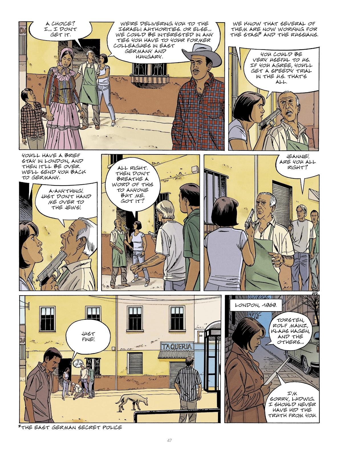 Read online Sherman comic -  Issue #7 - 47