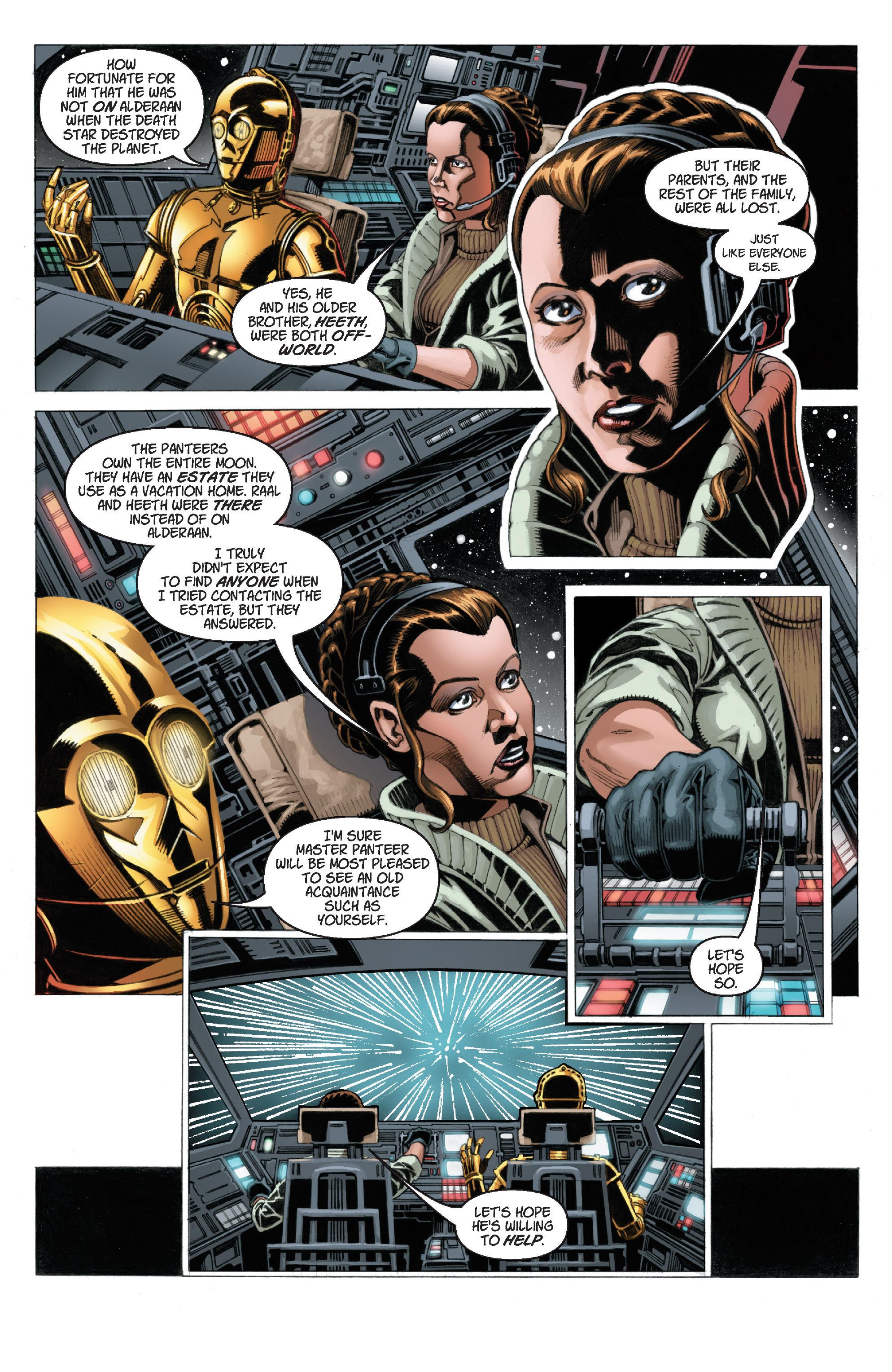 Read online Star Wars Omnibus comic -  Issue # Vol. 17 - 243