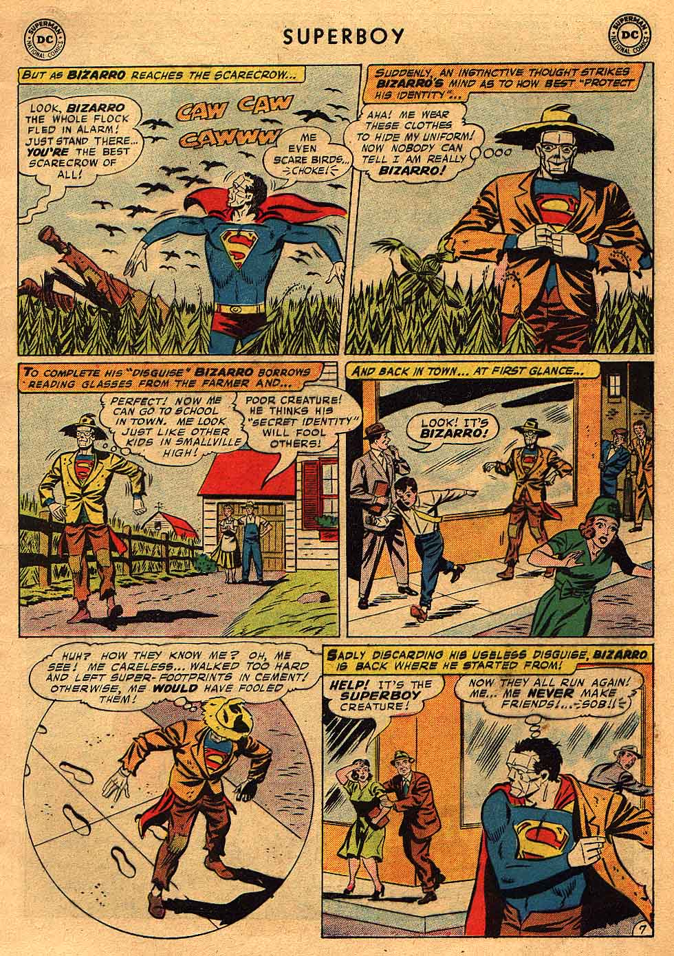 Superboy (1949) issue 68 - Page 8