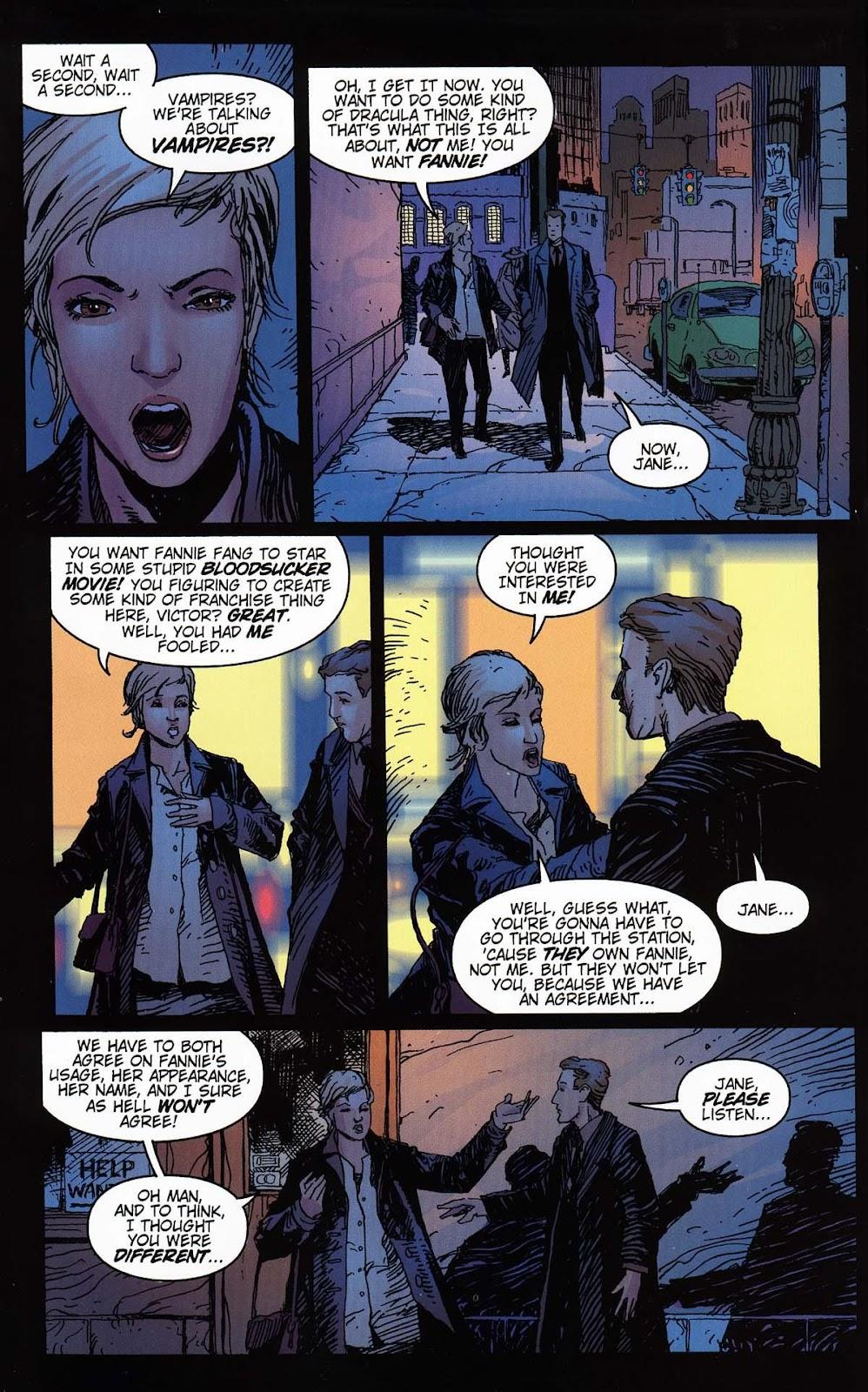 Read online Vampire the Masquerade comic -  Issue # Toreador - 36
