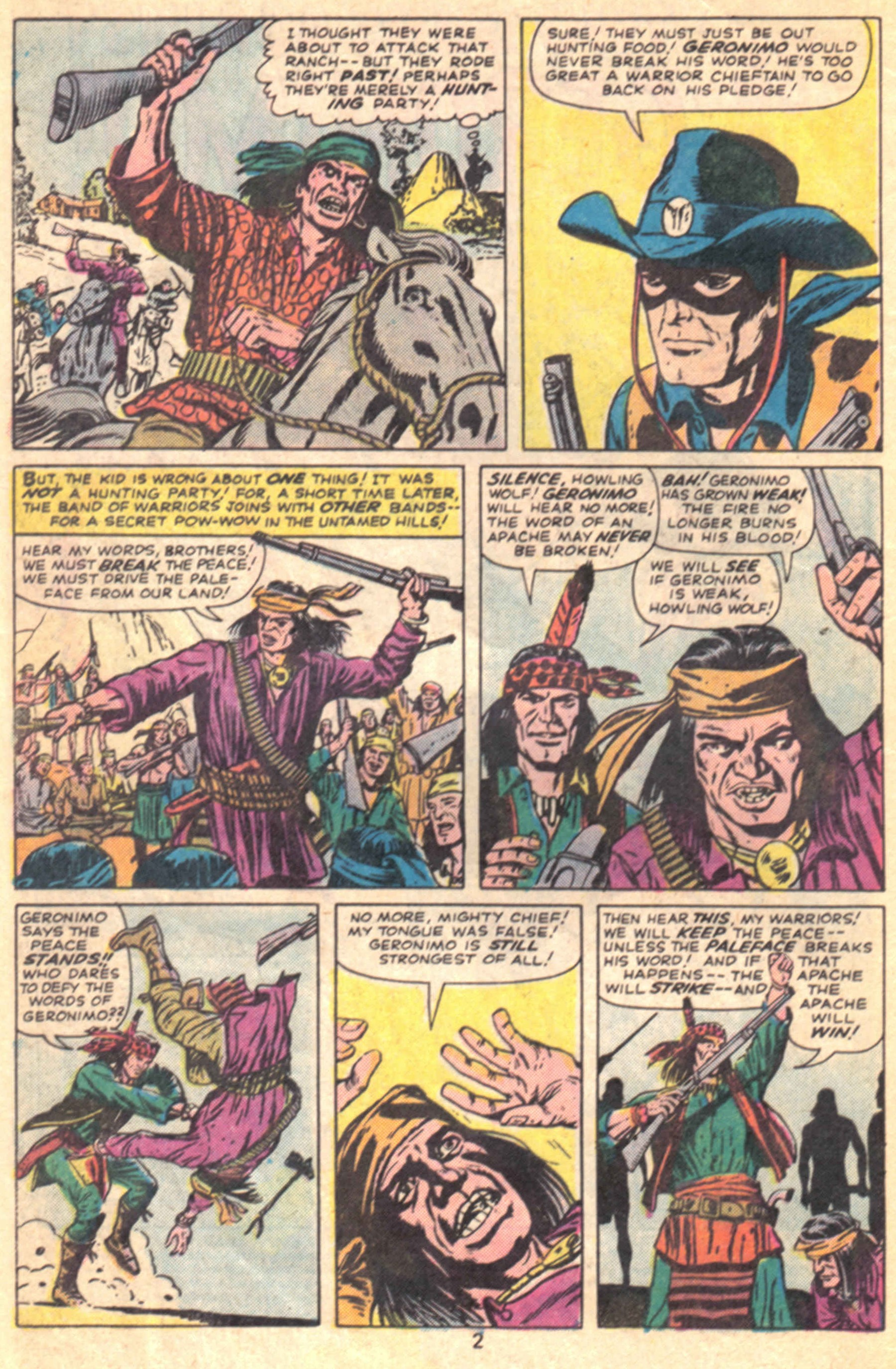Read online Two-Gun Kid comic -  Issue #127 - 5