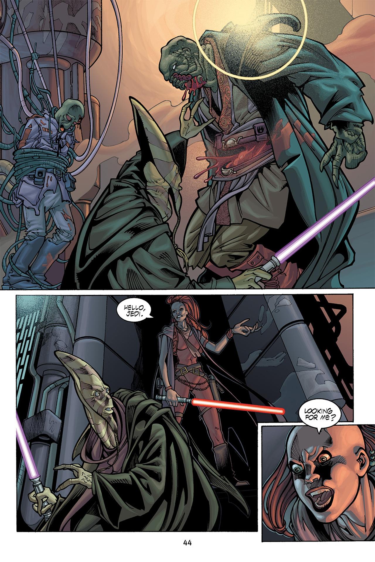 Read online Star Wars Omnibus comic -  Issue # Vol. 10 - 43