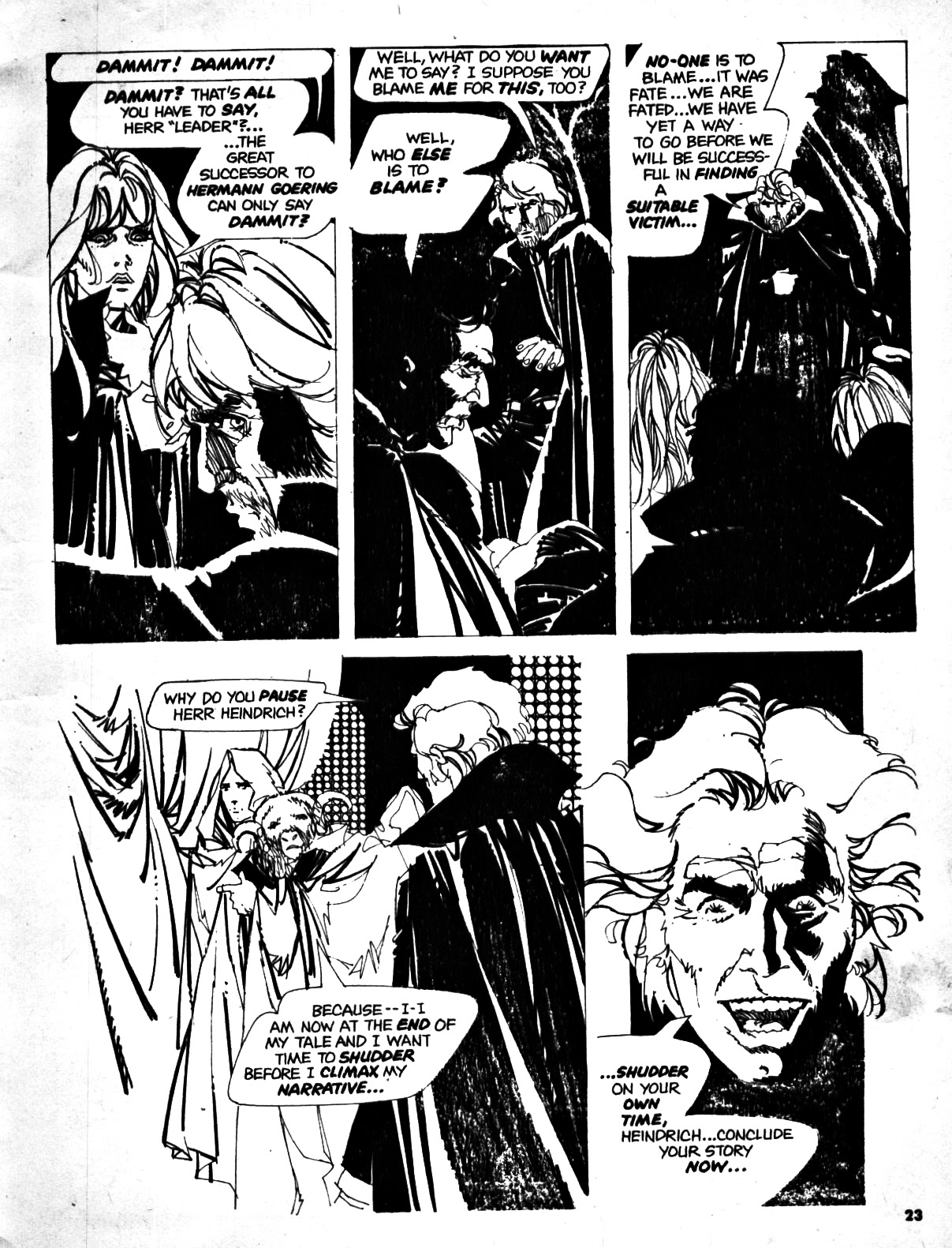 Scream (1973) issue 7 - Page 23