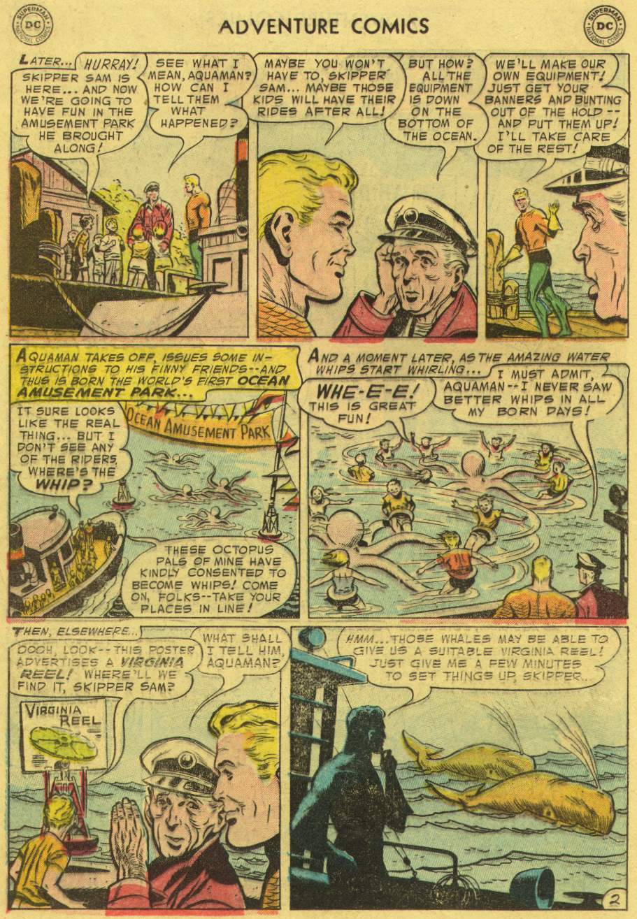 Read online Adventure Comics (1938) comic -  Issue #219 - 18