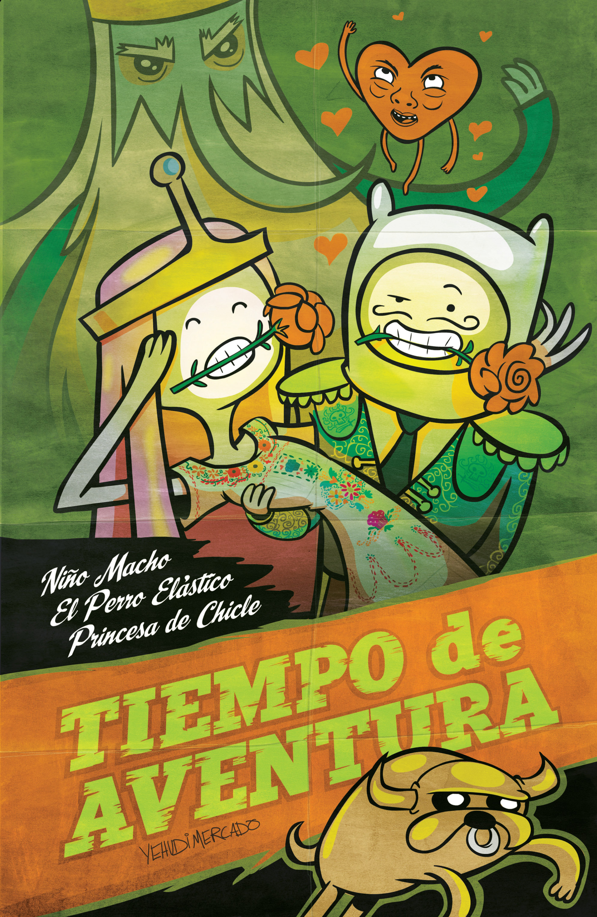 Read online Adventure Time comic -  Issue #18 - 4