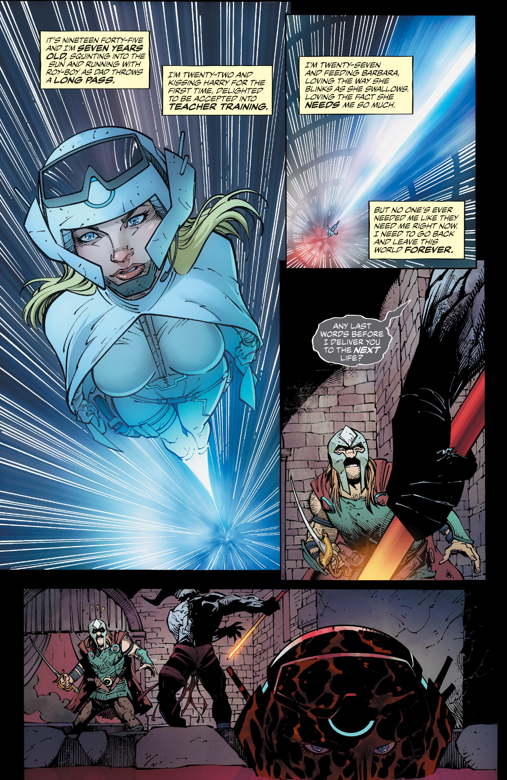 Read online Reborn comic -  Issue #6 - 25