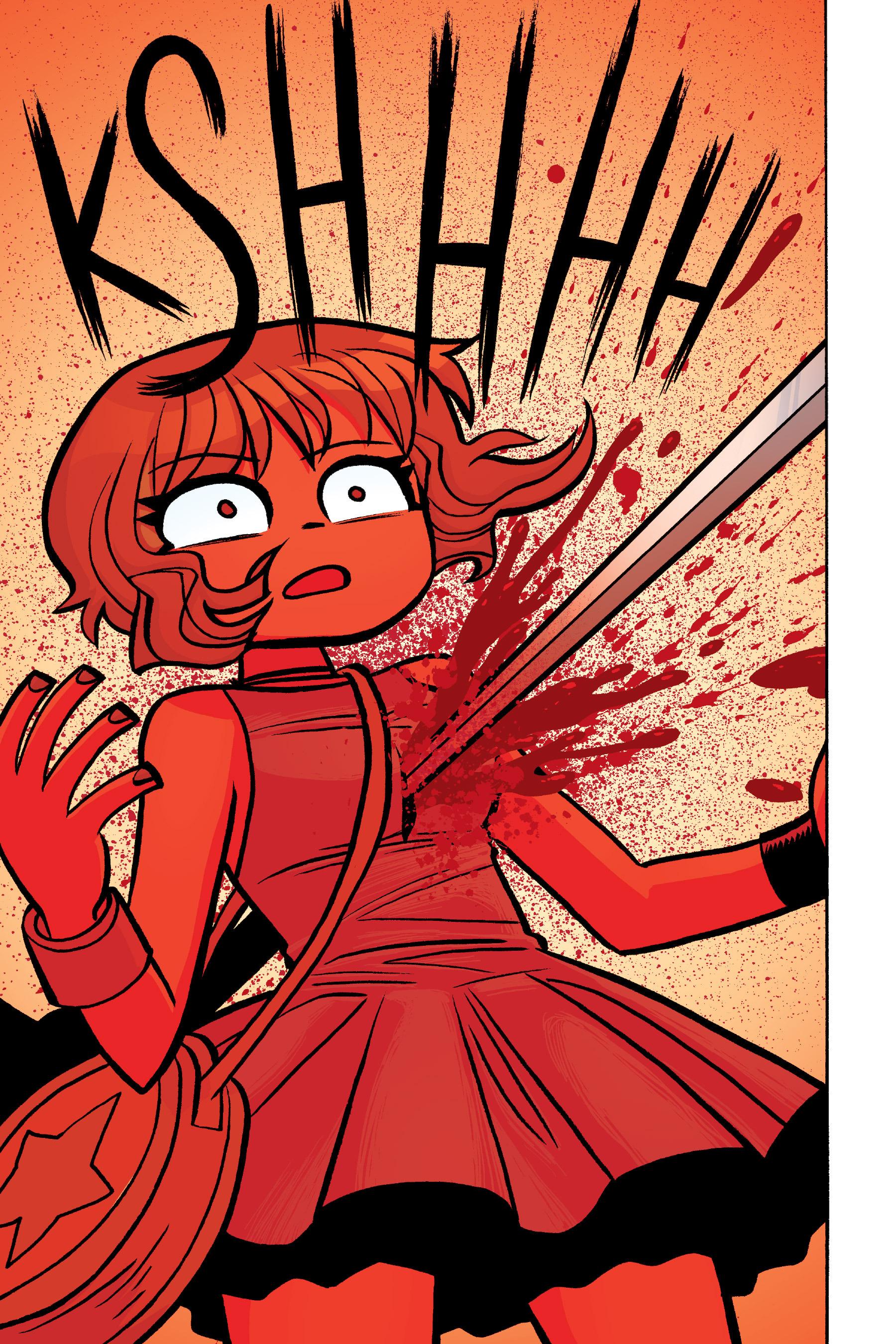 Read online Scott Pilgrim comic -  Issue #6 - 156