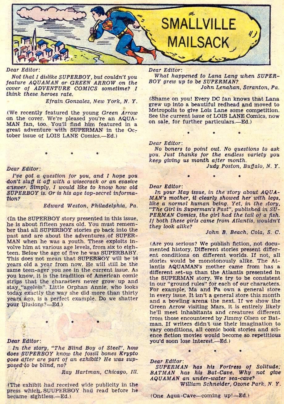 Read online Adventure Comics (1938) comic -  Issue #264 - 24