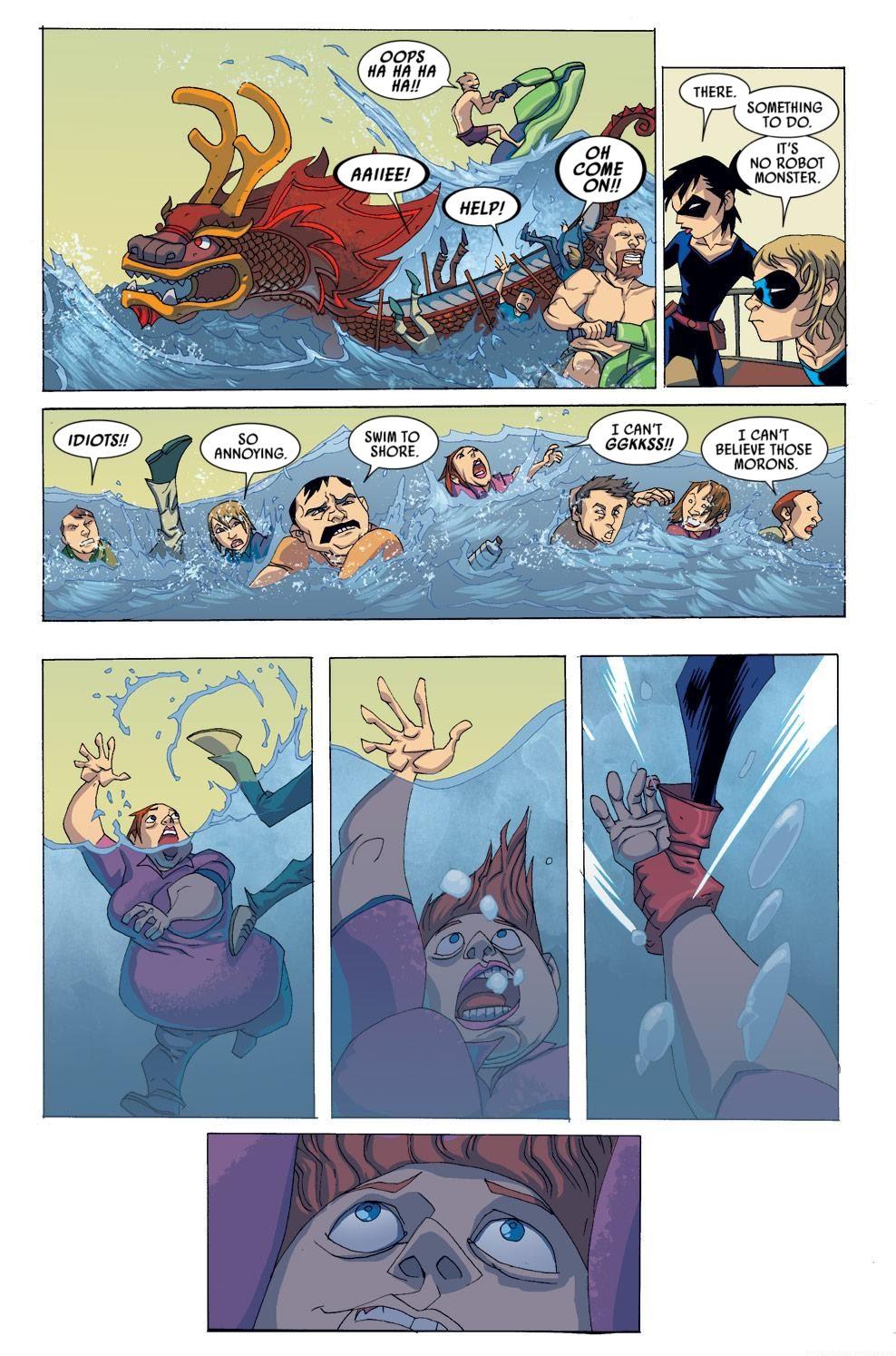 Read online Takio (2012) comic -  Issue #2 - 5