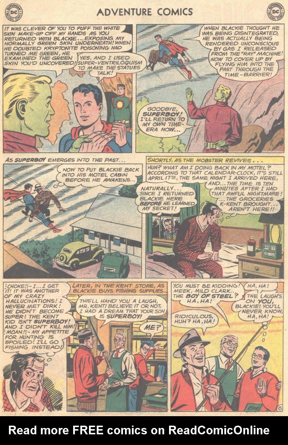 Read online Adventure Comics (1938) comic -  Issue #309 - 29