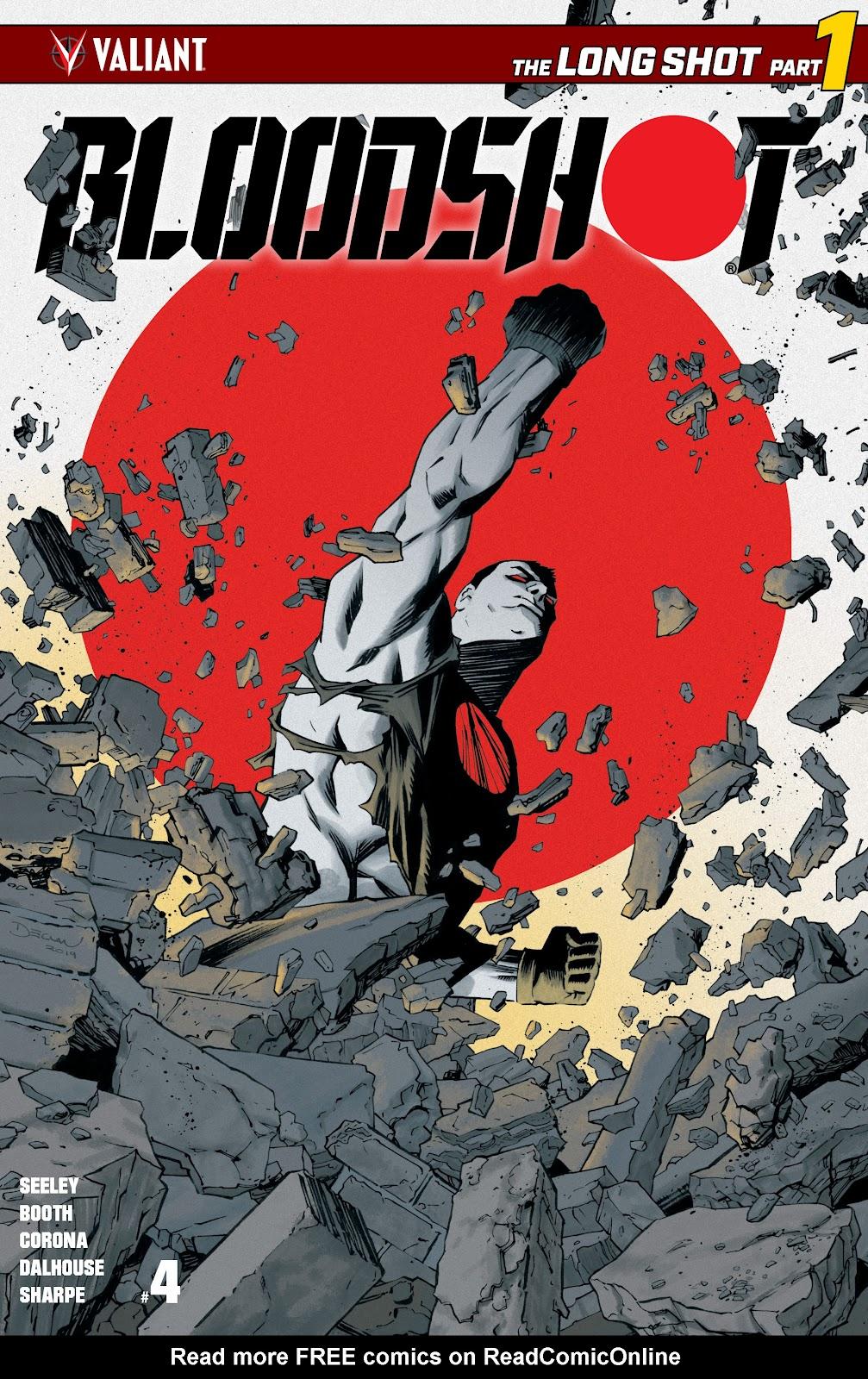 Read online Bloodshot (2019) comic -  Issue #4 - 1