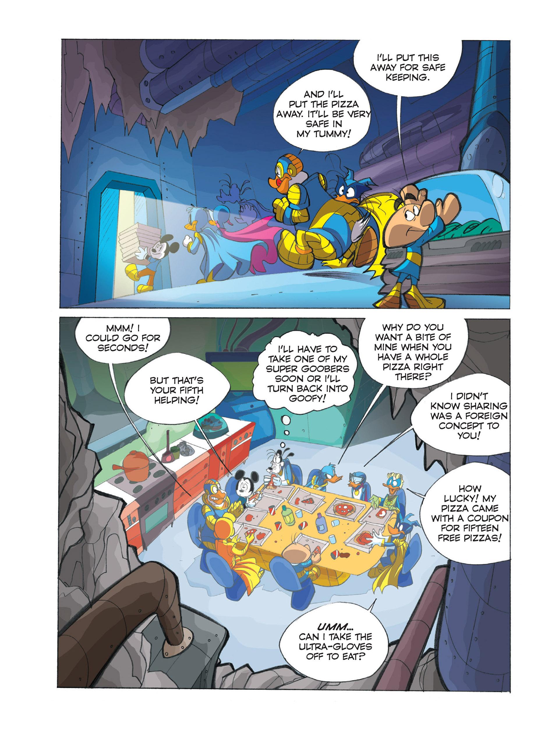 Read online Ultraheroes comic -  Issue #2 - 20