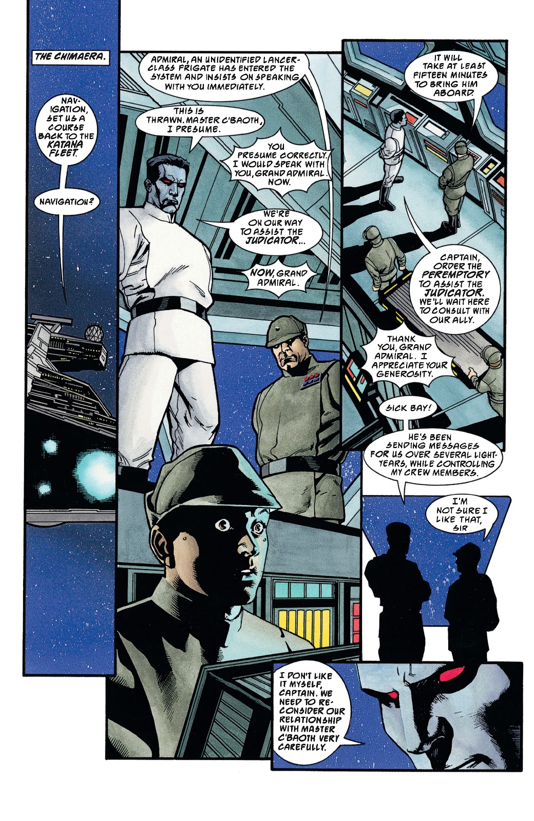 Read online Star Wars Legends: The New Republic - Epic Collection comic -  Issue # TPB 4 (Part 3) - 87