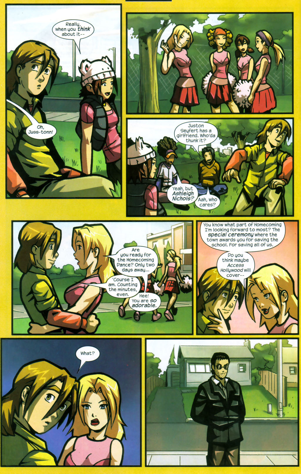 Read online Sentinel comic -  Issue #12 - 15