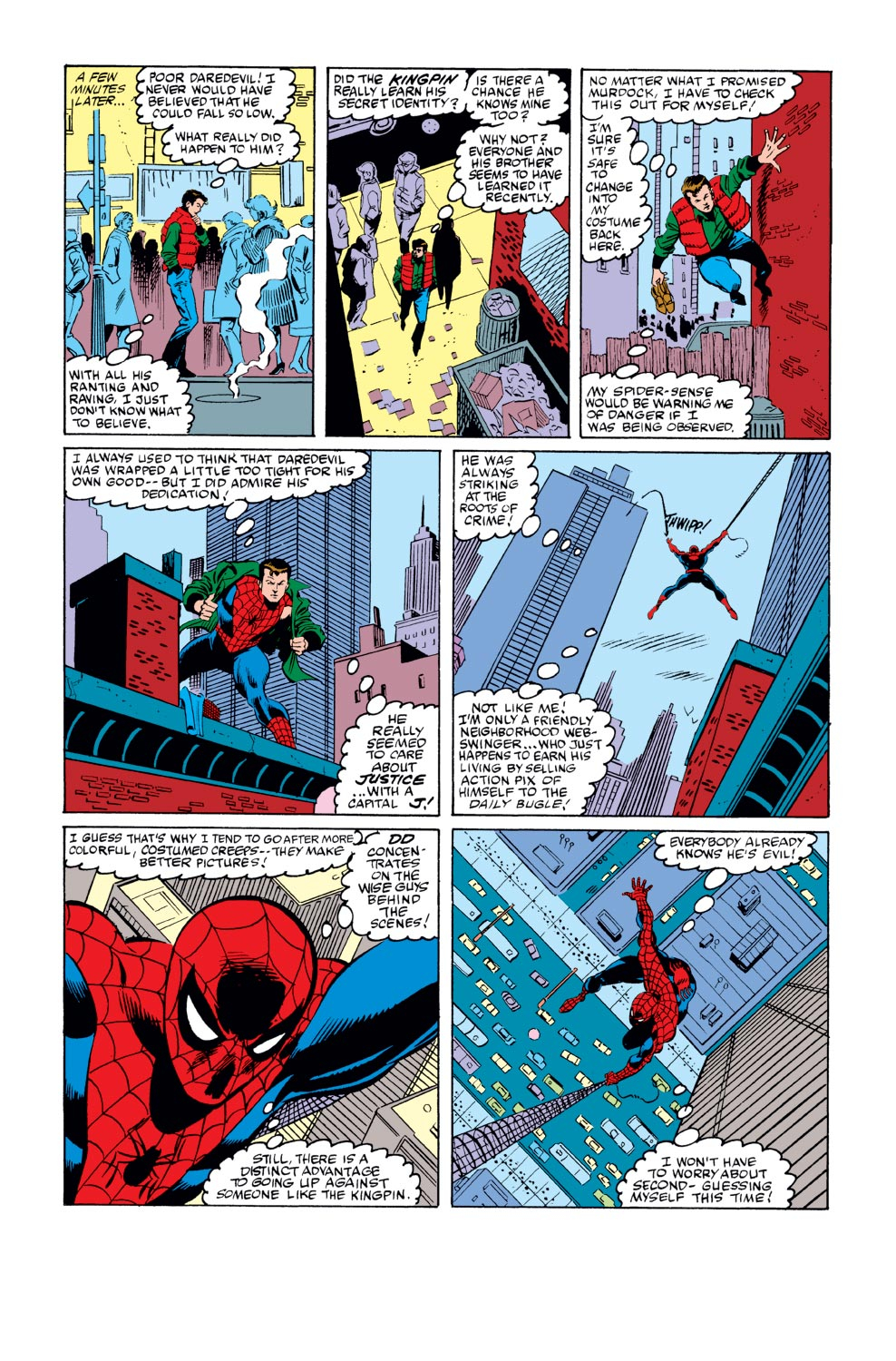 The Amazing Spider-Man (1963) 277 Page 6