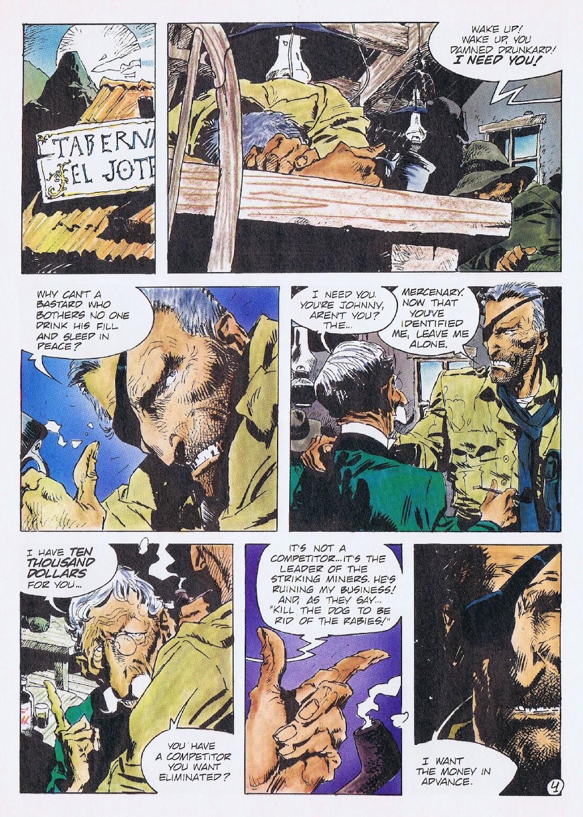 Read online Merchants of Death comic -  Issue #3 - 23