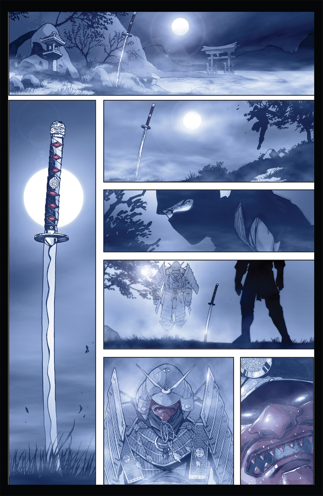 Read online Nightmare World comic -  Issue # Vol. 1 Thirteen Tales of Terror - 54