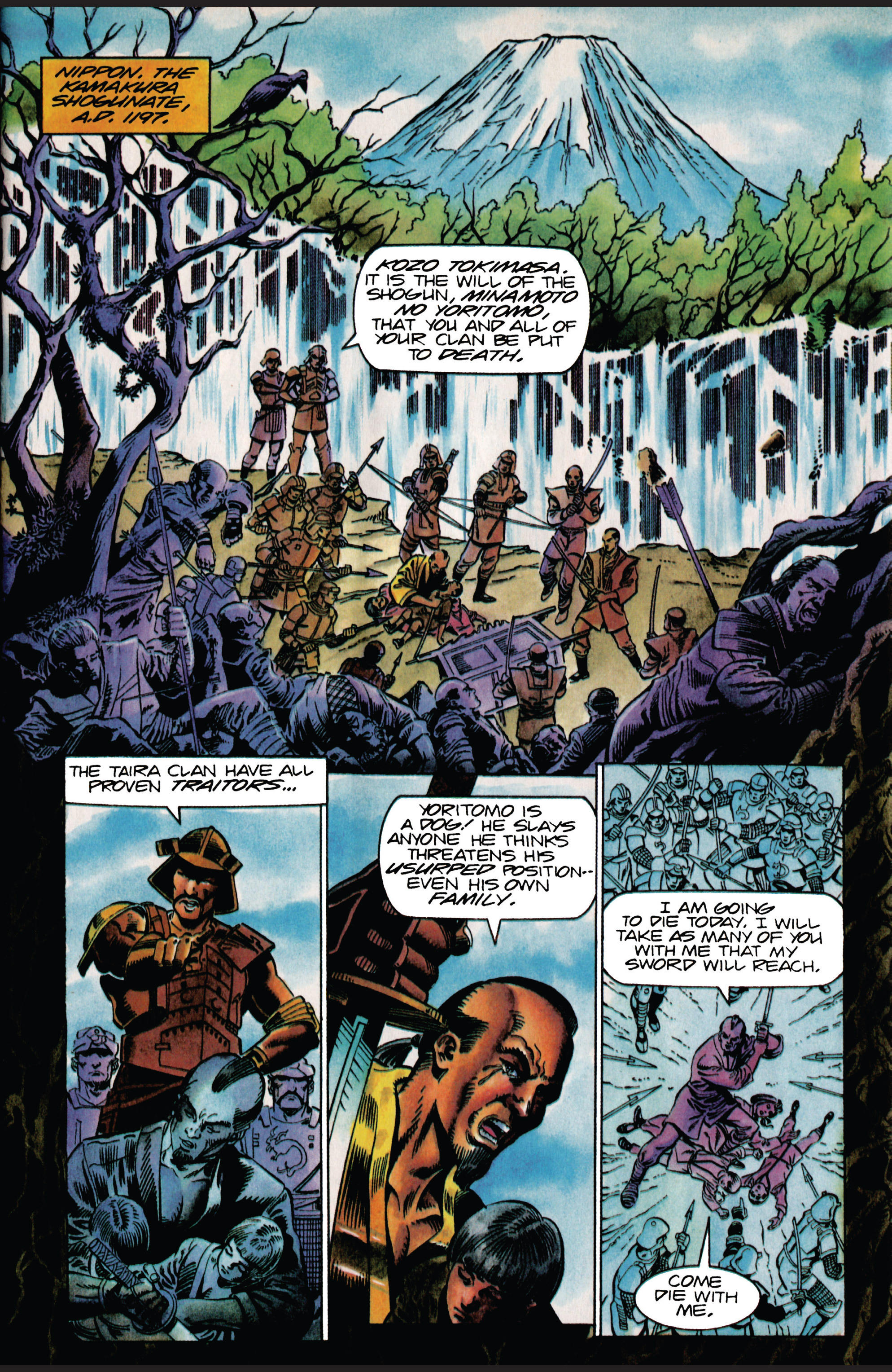 Read online Eternal Warrior (1992) comic -  Issue #27 - 2