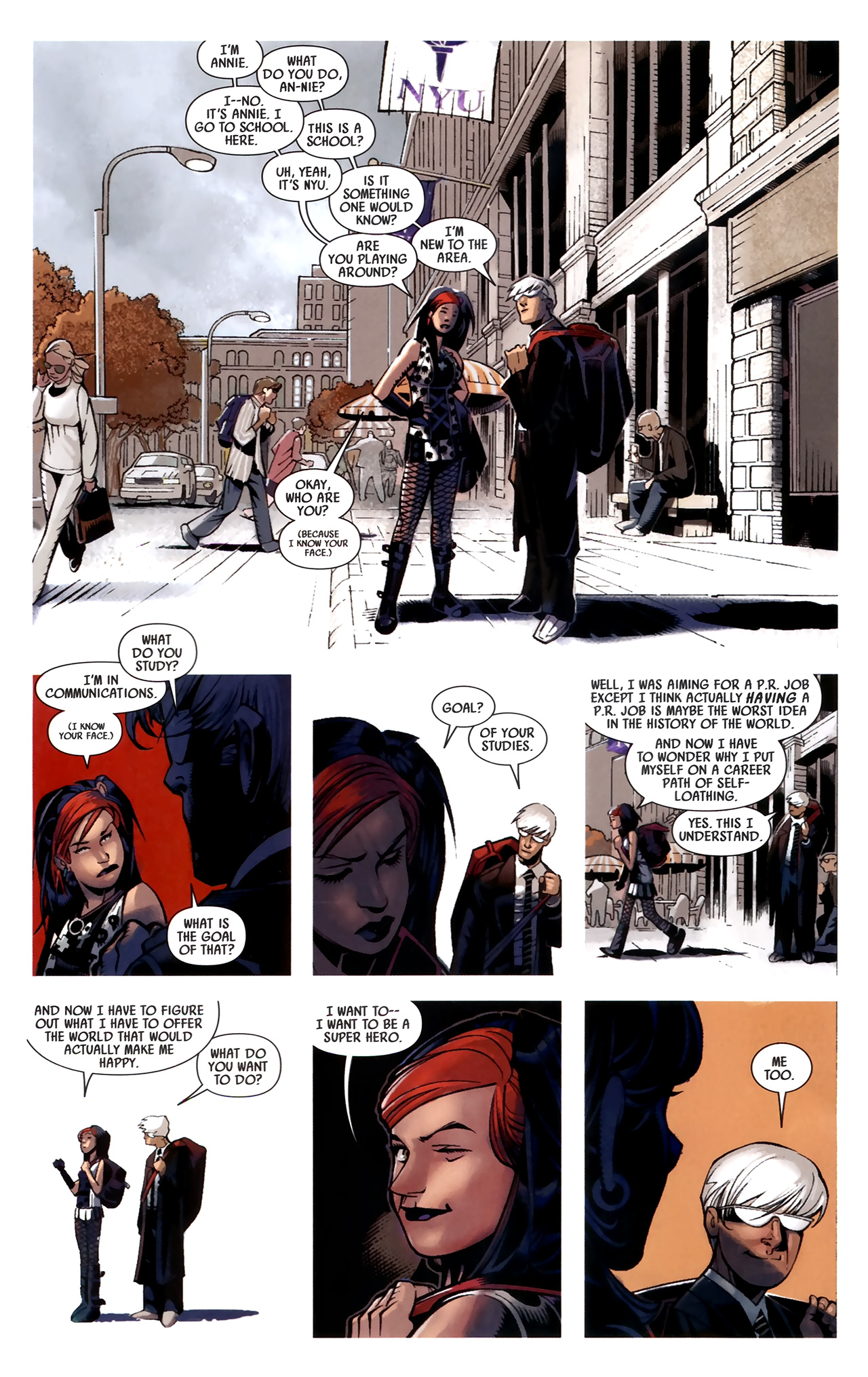 Read online Dark Avengers (2009) comic -  Issue # _Annual 1 - 8
