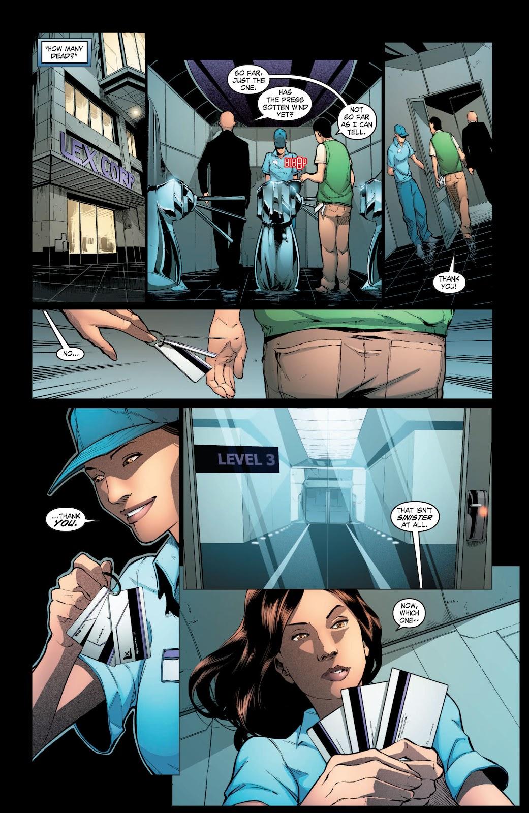 Read online Smallville Season 11 [II] comic -  Issue # TPB 3 - 53