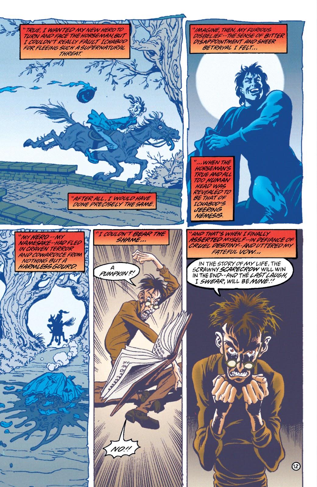 Read online Batman Arkham: Scarecrow comic -  Issue # TPB (Part 2) - 52