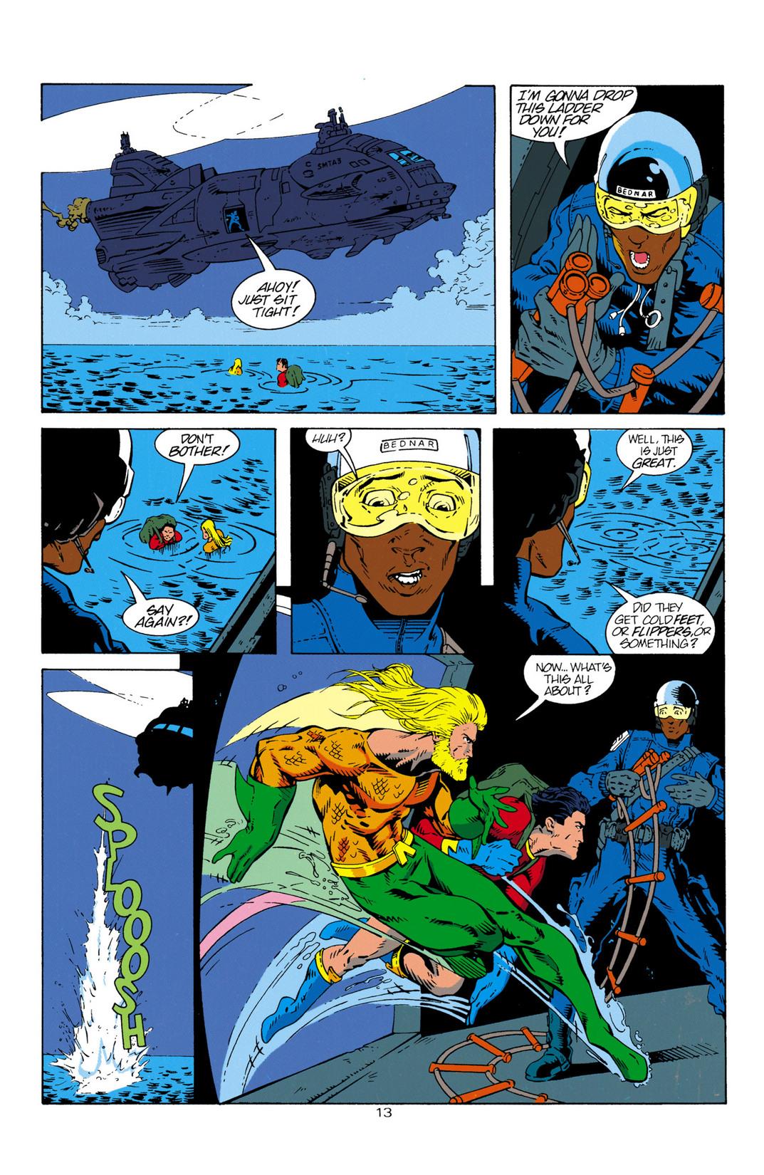 Read online Aquaman (1994) comic -  Issue #1 - 14