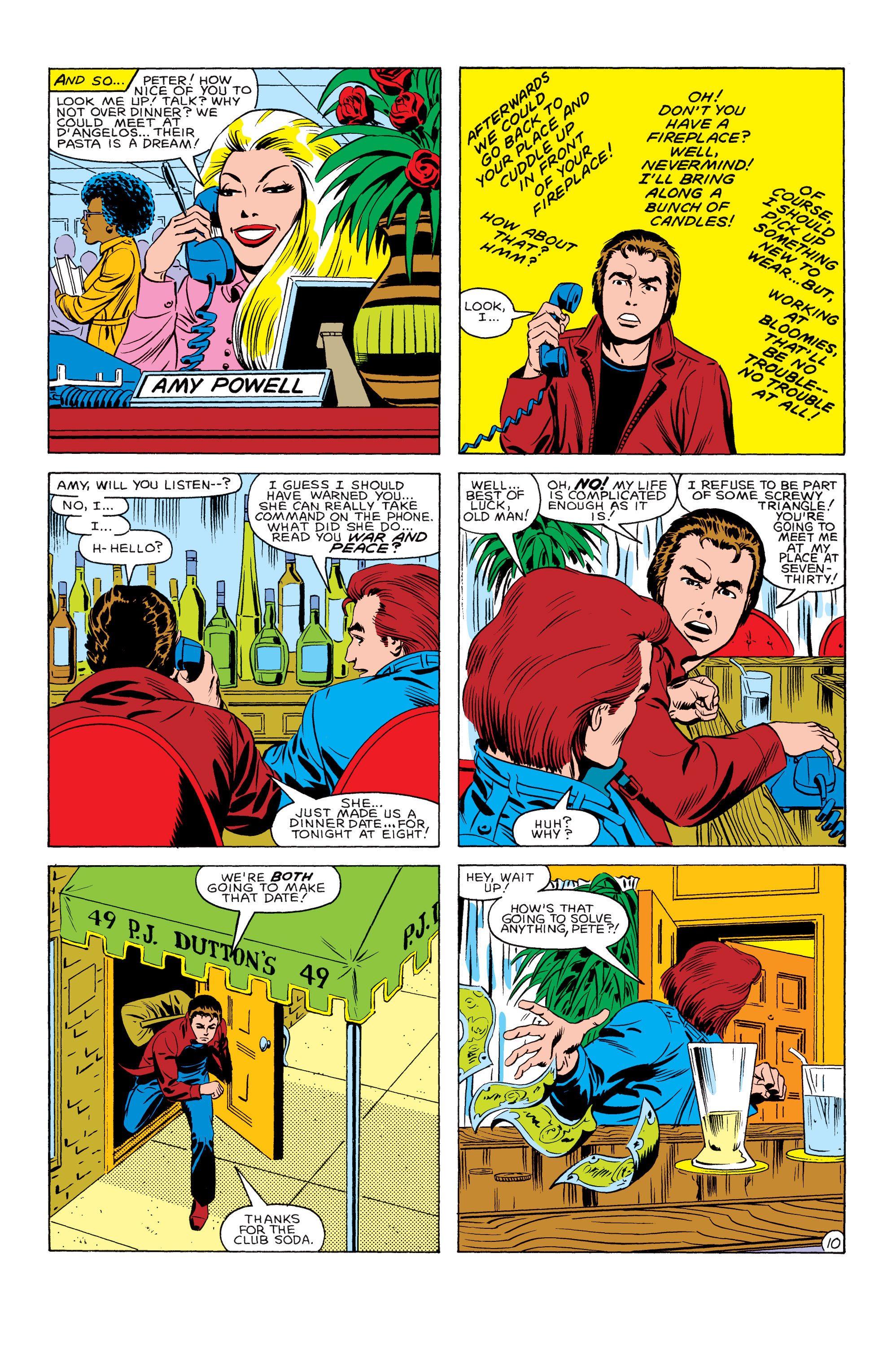 The Amazing Spider-Man (1963) 242 Page 10