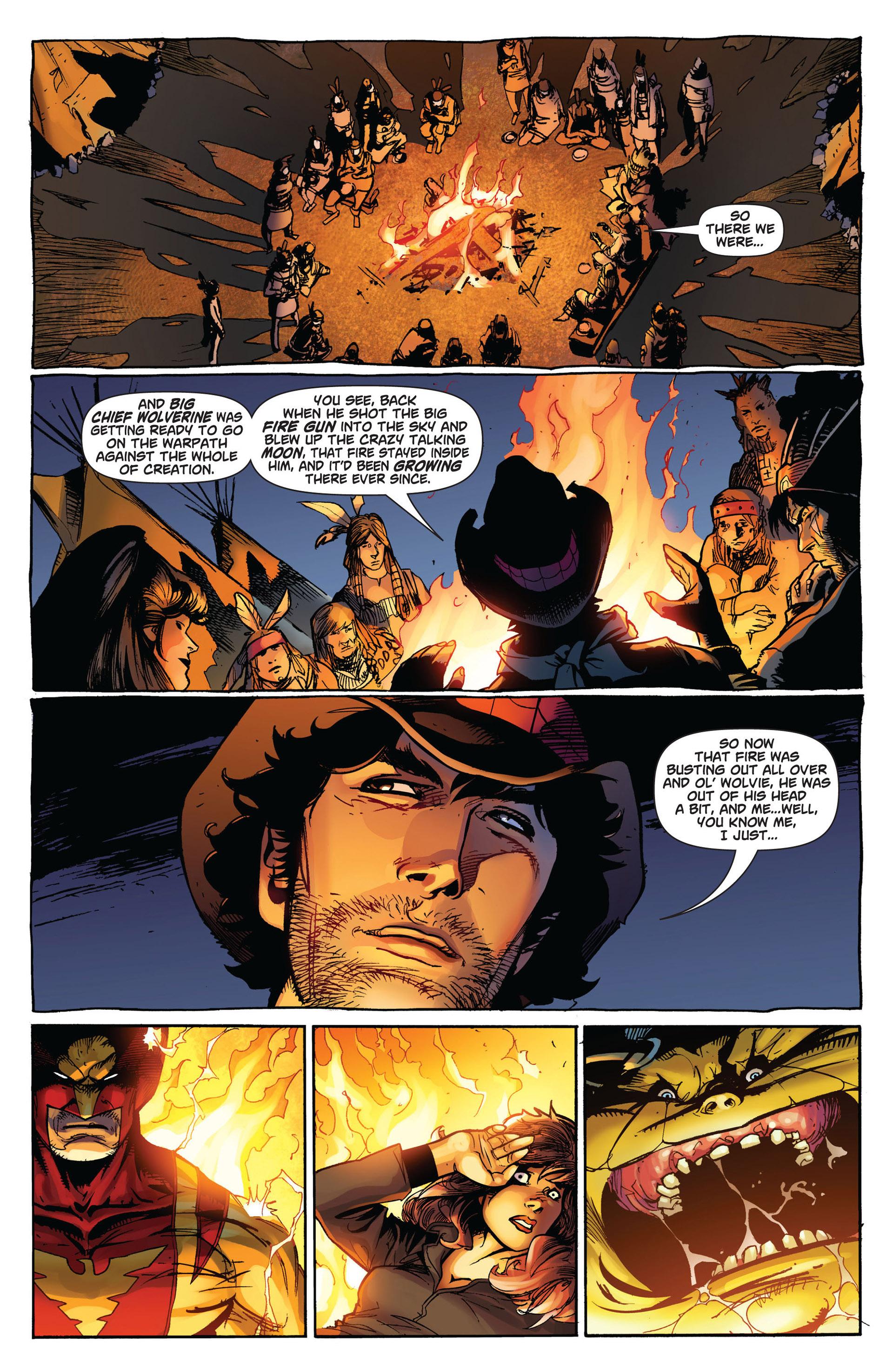 Read online Astonishing Spider-Man & Wolverine comic -  Issue #6 - 5