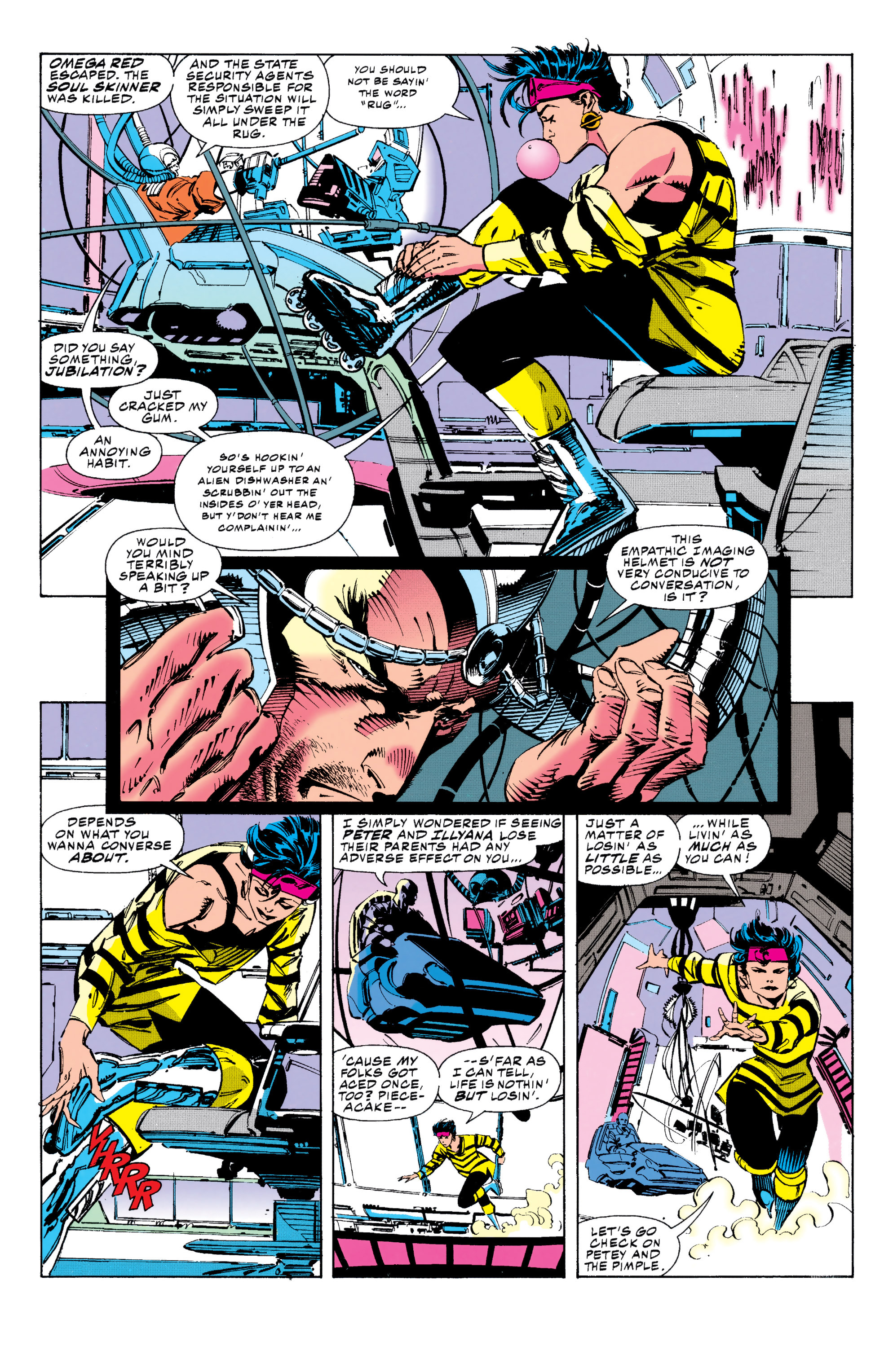X-Men (1991) 20 Page 2