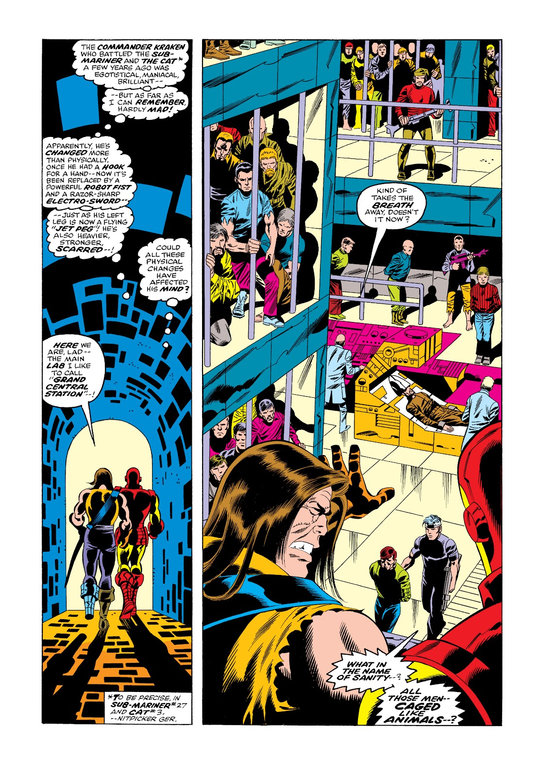 Read online Marvel Masterworks: The Invincible Iron Man comic -  Issue # TPB 11 (Part 3) - 70