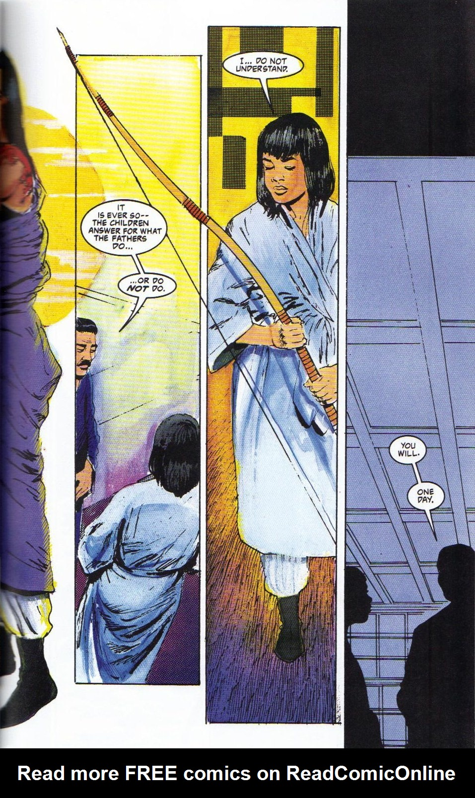 Read online Shado: Song of the Dragon comic -  Issue #2 - 15