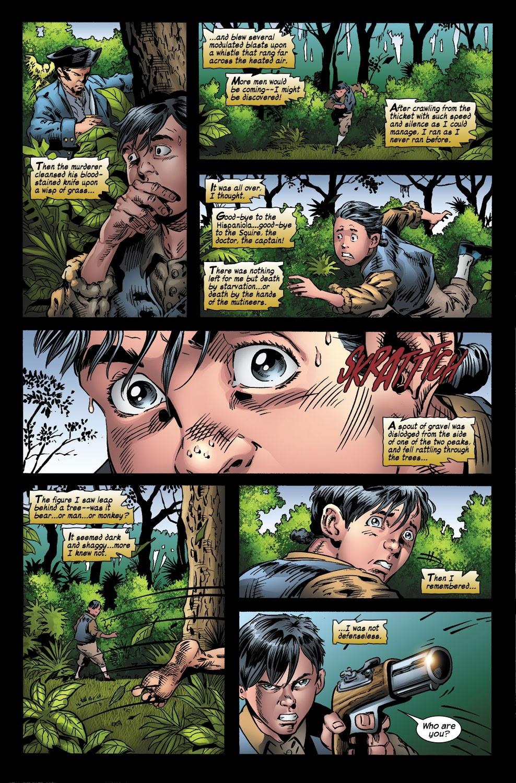 Read online Treasure Island comic -  Issue #3 - 10
