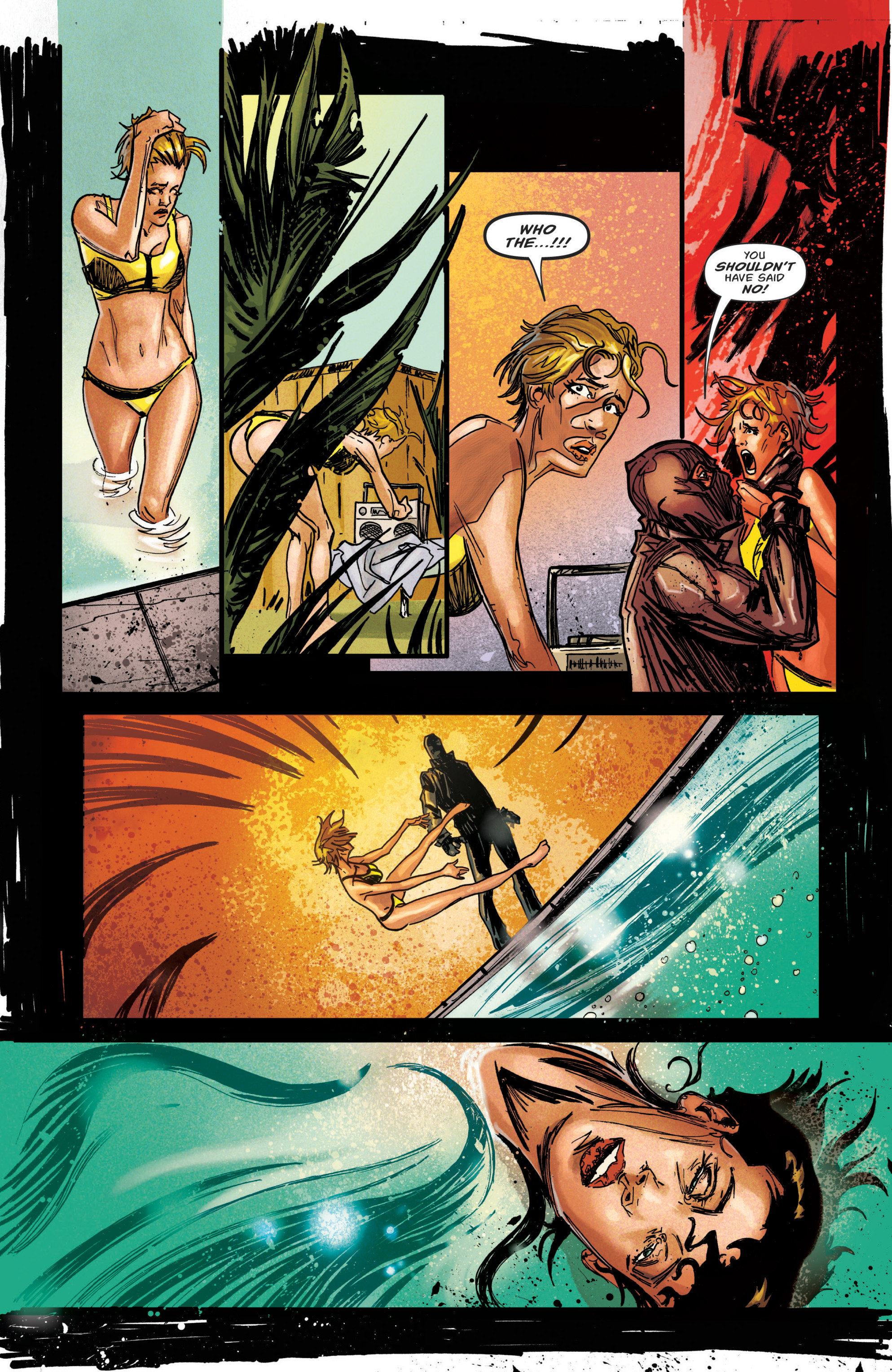 Read online Grimm Tales of Terror: Vol. 3 comic -  Issue #5 - 5