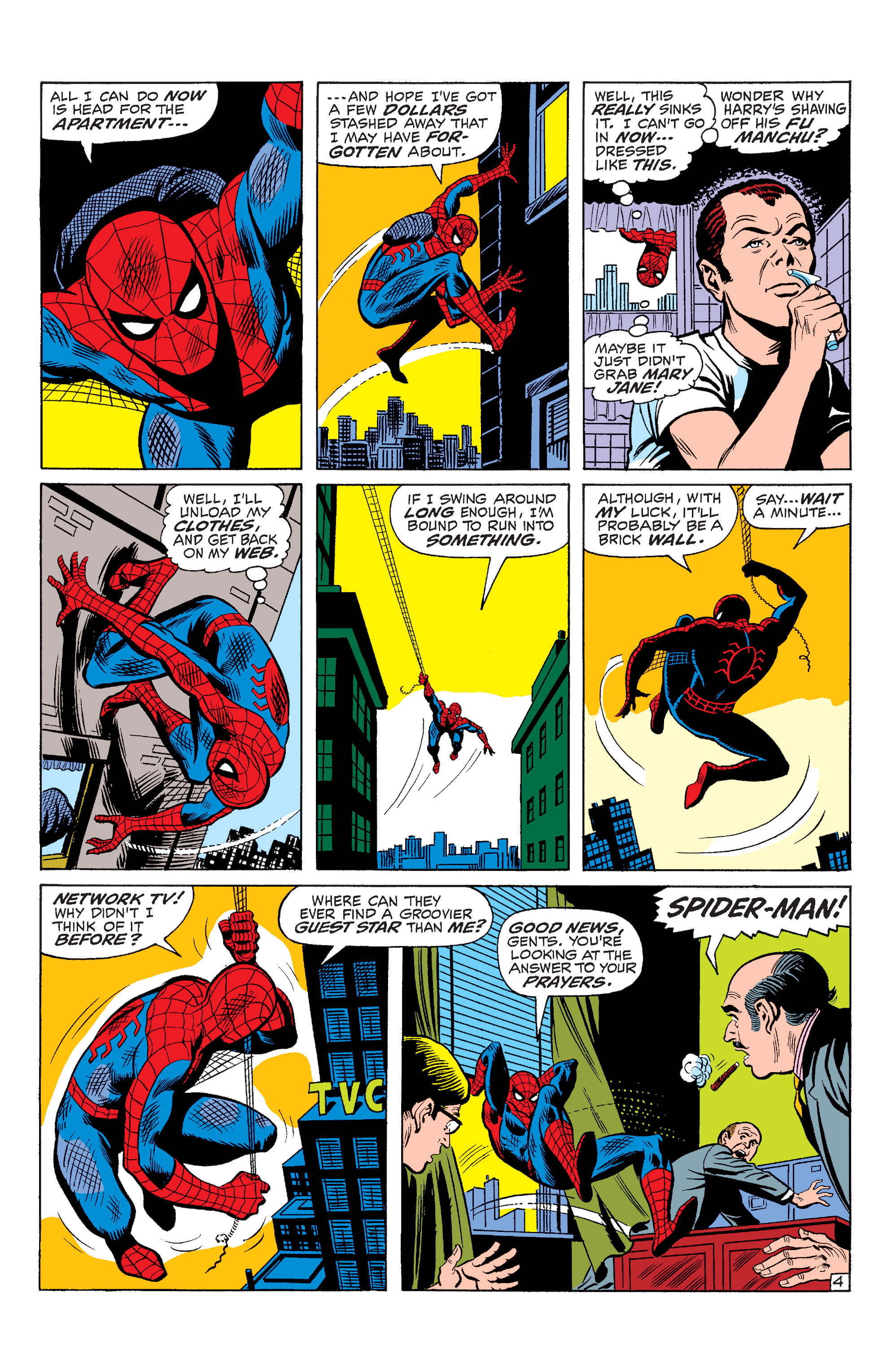 The Amazing Spider-Man (1963) 82 Page 4