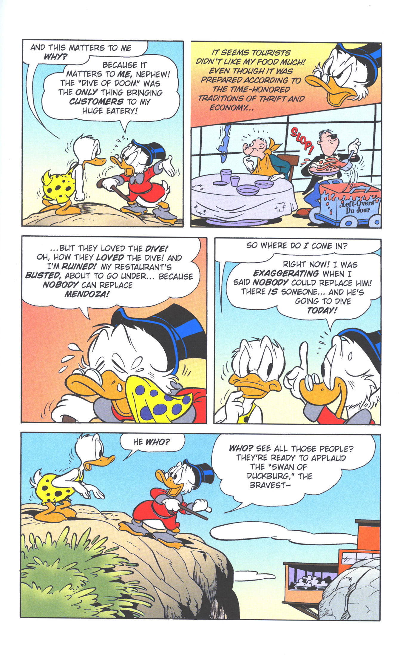 Read online Uncle Scrooge (1953) comic -  Issue #378 - 7