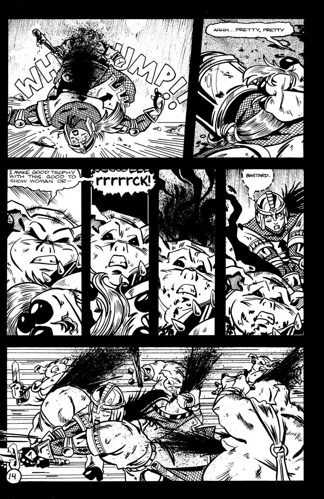 The Realm (1986) issue 9 - Page 16